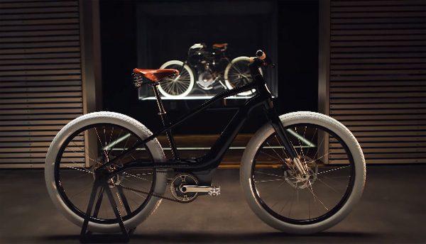 Harley-Davidson lanceert binnenkort een elektrische fiets