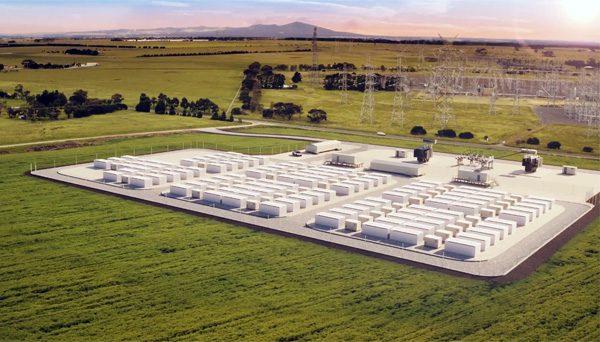 In het Australische Victoria zal een gigantisch Tesla-accupark verrijzen