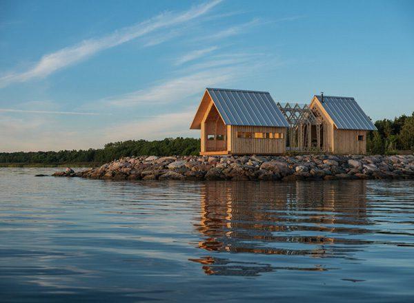 Nederlandse architect ontwikkelt uitschuifbaar huis