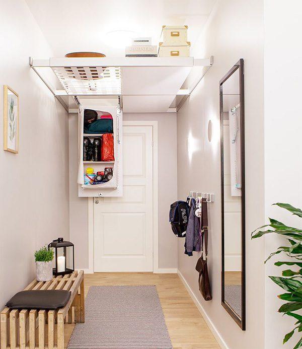 Beam-It-Up: briljante opbergruimte voor ongebruikte plekken