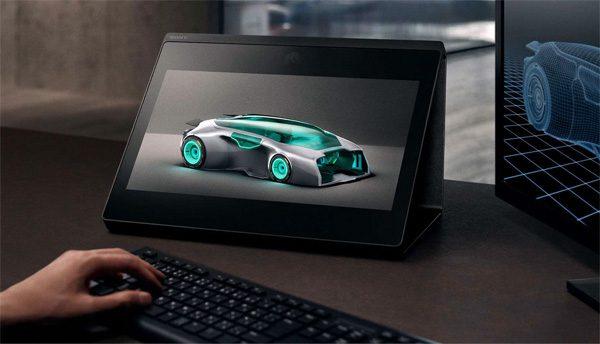 Het Spatial Reality scherm van Sony geeft 3D-beelden weer in 4K