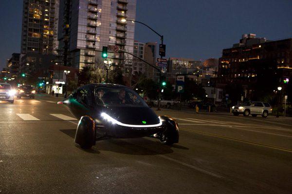 Aptera claimt een elektrische auto te ontwikkelen met een bereik van 1.600 kilometer