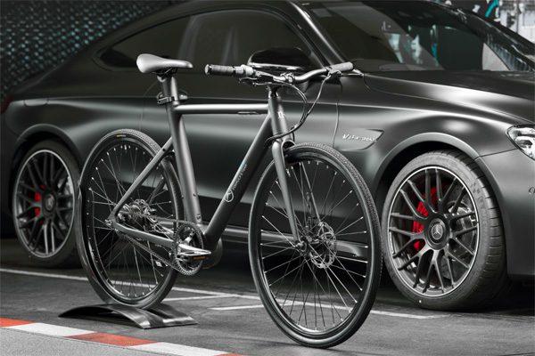 Ook Mercedes heeft nu een e-bike ontwikkeld