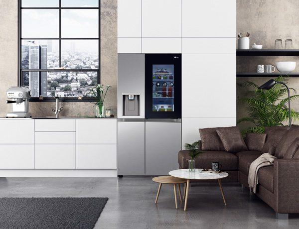 Nieuwe koelkast van LG gaat open als je daar met je stem om vraagt
