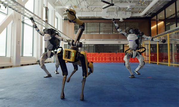 De robots van Boston Dynamics kunnen nu beter dansen dan jij