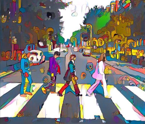 Een album in de stijl van de Beatles, gemaakt door kunstmatige intelligentie