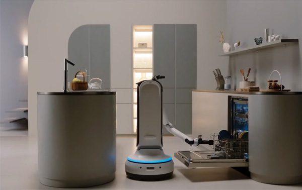 De nieuwe robots van Samsung helpen je met huishoudelijke klusjes
