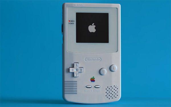 Italiaanse Nintendo-liefhebber maakt afstandsbediening van Game Boy