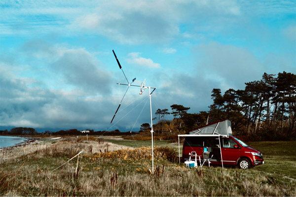 Windcatcher: een draagbare, betaalbare windturbine