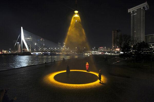 Urban Sun: een lamp die coronadeeltjes opruimt