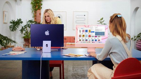 AirTags, nieuwe gekleurde iMac en iPad Pro met Apple's eigen chip