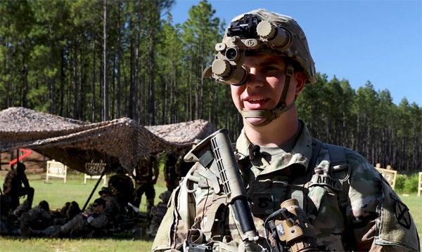 Nieuwe nachtkijker van het Amerikaanse leger biedt fenomenale resultaten