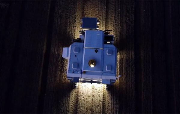 Autonomous Weeder: een robot die onkruid verwijdert met lasers