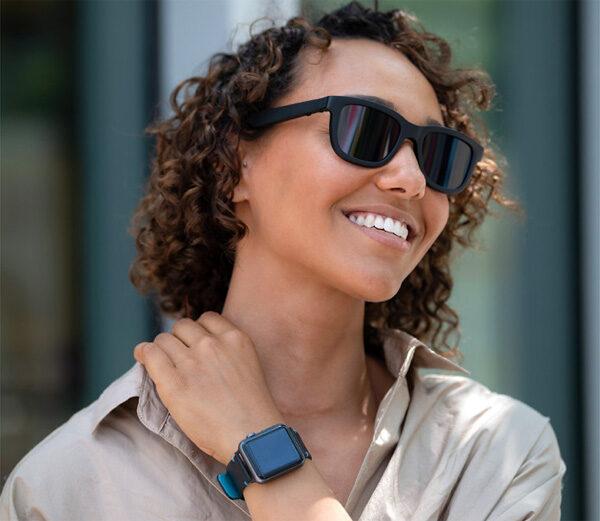 Dusk: een zonnebril waarvan je de glazen bedient met een app