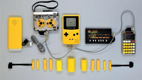ReVolt: een batterijvormige USB-lader voor ouderwetse apparaten
